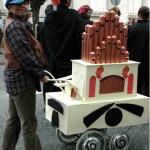 Orgue de barbarie System'D Carnavaliers Cholet