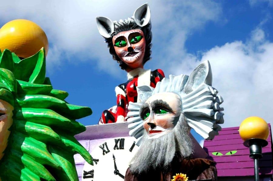 Mémoire de notre carnaval