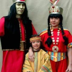 En 2008, Incas sublimes