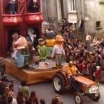 """1980 Mi-Carême / Carnaval de Cholet """"Le Muppets-Show"""""""