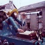 """1982 Mi-Carême / Carnaval de Cholet """"Nostradamus"""""""