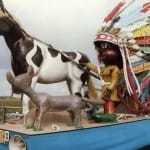 """1985 Mi-Carême / Carnaval de Cholet """" Lune de Miel pour Yakari"""""""