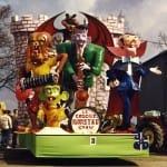 """1986 Mi-Carême / Carnaval de Cholet """"Le Croque-Monstre Show"""""""