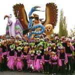 """1989 Mi-Carême / Carnaval de Cholet """"Festin de Rapace"""""""