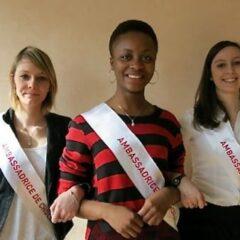 Cholet : Ambassadrices 2014