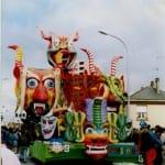 1991 Mi-Carême / Carnaval de Cholet Mascarade