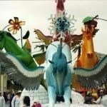 """1993 Carnaval de Cholet System'D """"La Chevauchée des Saisons"""""""