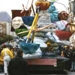 """1998 Carnaval de Cholet System'D """"Interplanète des Arts"""""""