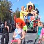 """2004 Carnaval de Cholet System'D """"Différence quand tu déranges"""""""