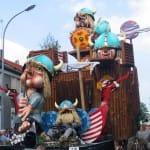 2007 Carnaval de Cholet Les Rois dupés Trolls