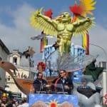 2011 Carnaval de Cholet Le Rêve d'Icare