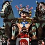 """2014 Carnaval de Cholet System'D """"STOP"""""""