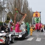 """Carnaval de Cholet 2010 System'D """"La Cité Des Dragons"""""""