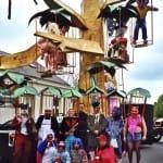 "2001 Carnaval de Cholet System'D ""L'Arbre de la Tentation"""