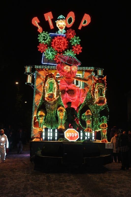 Video Carnaval Nuit 2014