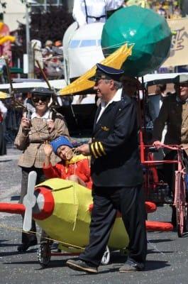 Carnaval Cholet 18 Mai 2014 Photo Bernard F