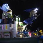 Maquette System'D Association Carnaval Cholet 2015 Vision nocturne
