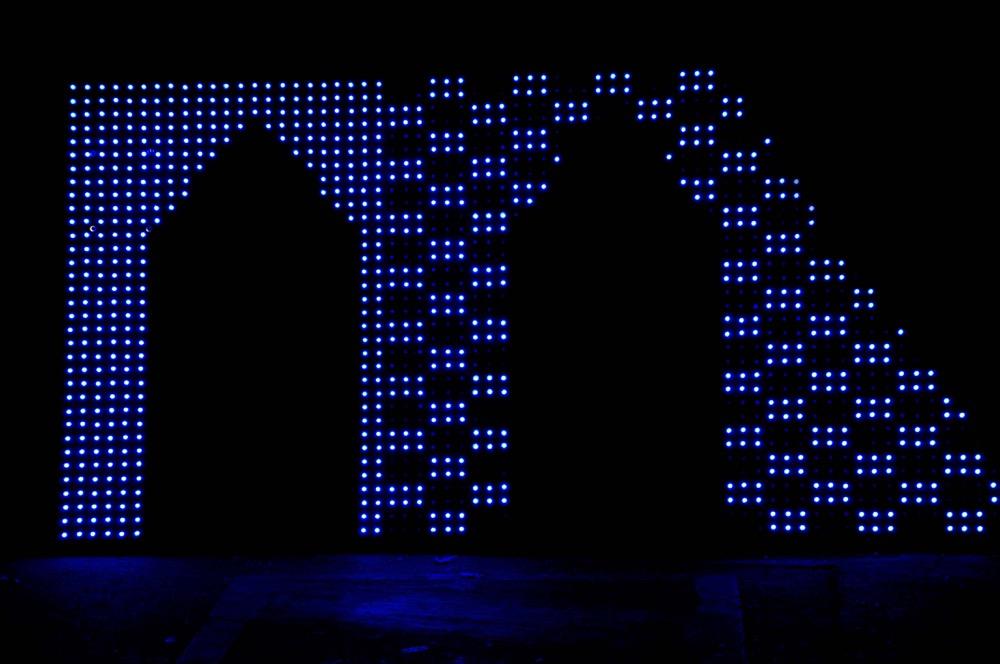 """Essais lumières """"Au Gré des Vents"""" System'D Association carnaval CholetEssais lumières """"Au Gré des Vents"""" System'D Association carnaval Cholet"""