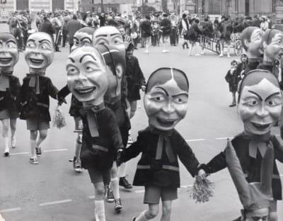 1964 L'École est finie - Jeune France