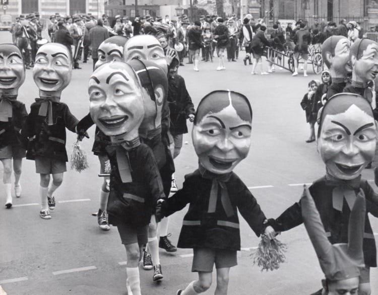 À l'école des carnavaliers