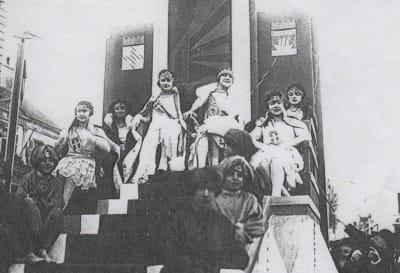 Reines 1929 Mi-Carême Cholet