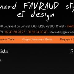 Bernard Favraud Style et Design