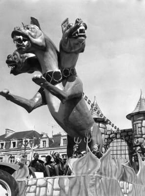 1967 Un Gardien qui a de la Tête