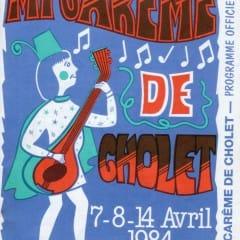 1984 67e Mi-Carême de Cholet – Du Dakar au Mexique