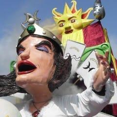 2011 Sans soleil au carnaval de Cholet
