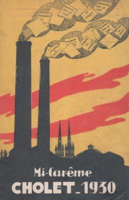 Affiche et programme 1930