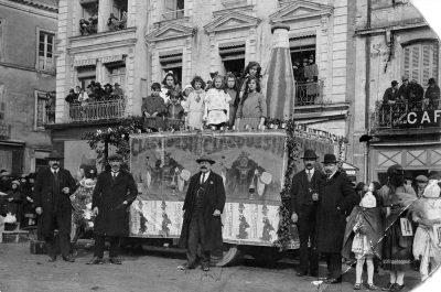 1925 Les aperitis - 14e Mi-Carême de Cholet