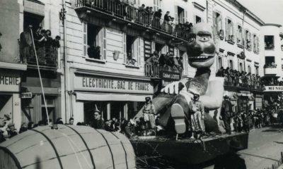 1953 Le Père Ny-flard - 36e Mi-Carême de Cholet