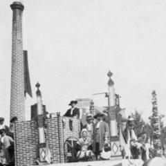Montage des cheminées