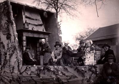 1932 Veillée chez la Mère Bottereau.
