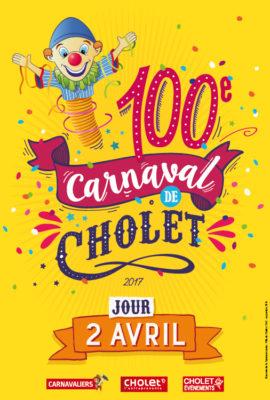 100e carnaval de Cholet jour