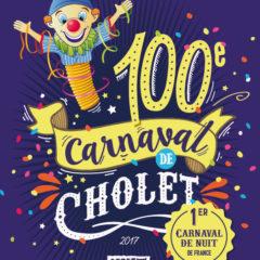 Carnaval de Cholet nuit 2017