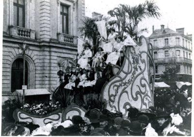 1911 Mes reines de la sixième Mi-Carême