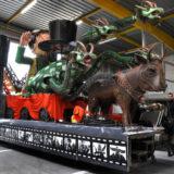 Le nouvel atelier des Carnavaliers