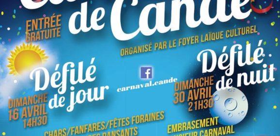 Carnaval de nuit de Candé