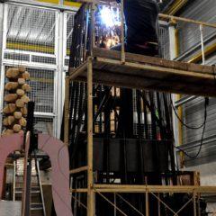 La tour métallique
