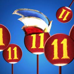 Carnaval et nombre 11