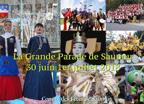 Au programme à Saumur