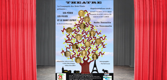 Théâtre » les Mots tissés»
