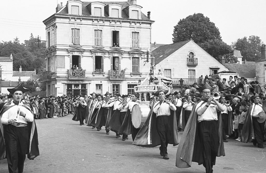 Des Sacs-à-vin de Cholet aux gondoliers de Saumur