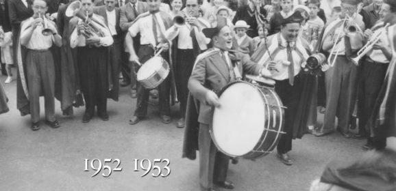 1952 1953 Les Gondoliers de Cholet