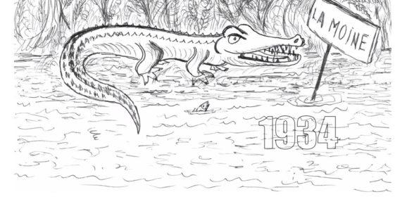 1934 Le Crocodile