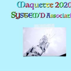 Fabrication de la maquette du char System'D 2020 (1)