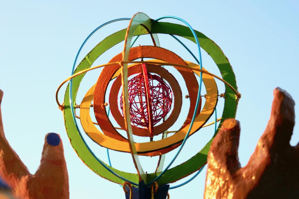 Sphère armillaire System'D