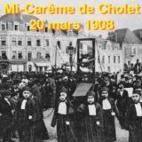 Cholet 1908 – Abolition ?