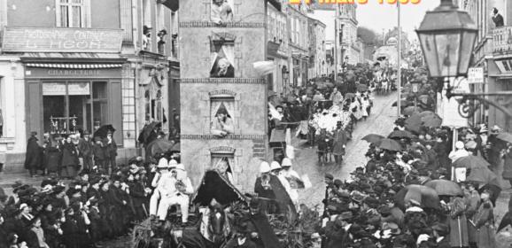 1909 Mi-Carême de Cholet